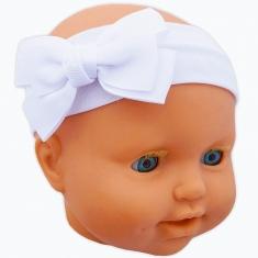 Culotte bébé en coton blanc avec volants dentelle et nœud ottoman acb25d1fec2