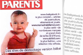 Babystock, une solution anti-crise !