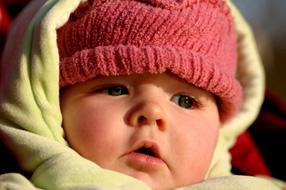 Les vêtements de bébé pour l'hiver