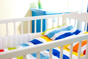 Le linge de lit pour bébé