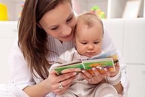 Transmettre la passion des livres à bébé