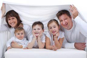 L'arrivée d'un bébé dans une famille recomposée