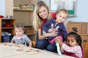Qu'est-ce qu'une MAM (maison d'assistantes maternelles) ?